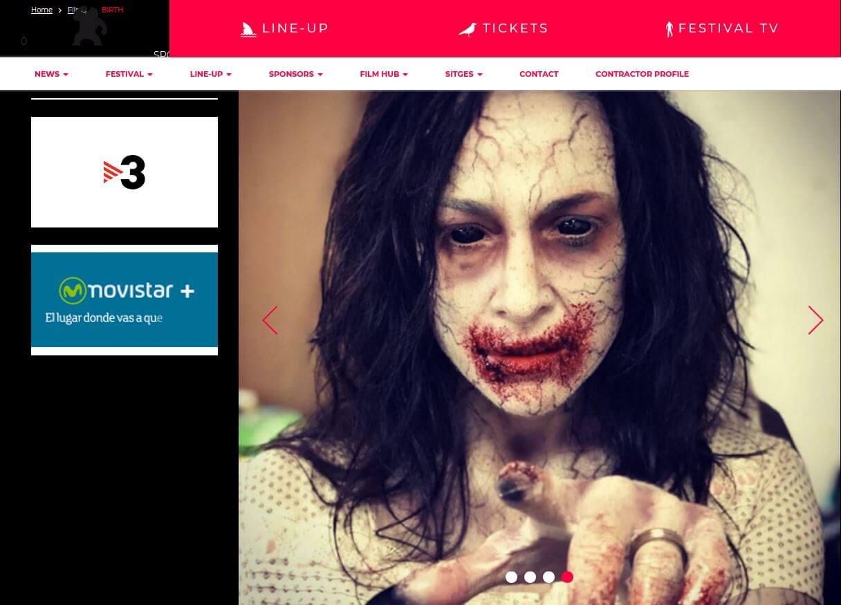 51 Sitges - Festival Internacional de Cinema Fantàstic de Catalunya